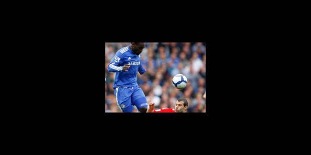 Chelsea seul en tête - La Libre
