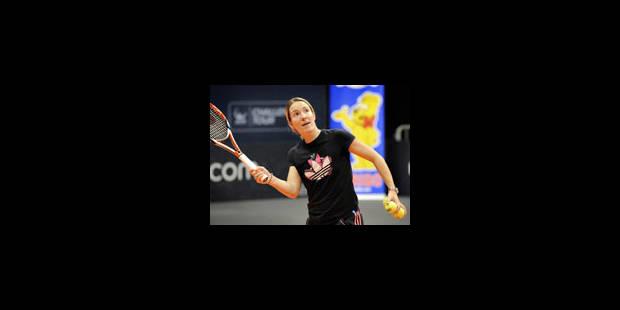 Kim Clijsters et Justine Henin se croiseront à Luxembourg - La Libre