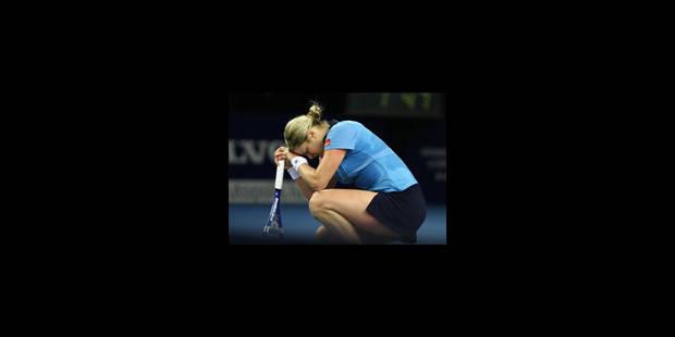 Kim Clijsters éliminée au deuxième tour - La Libre