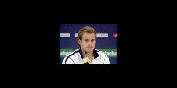 ATP: Roddick 6e qualifié pour le Masters de Londres - La Libre