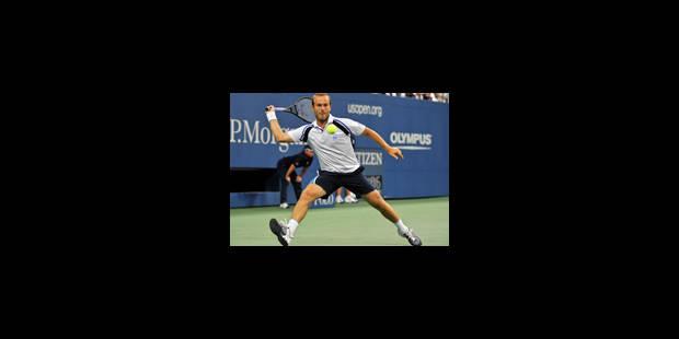 ATP Stockholm - Olivier Rochus en quarts de finale - La Libre