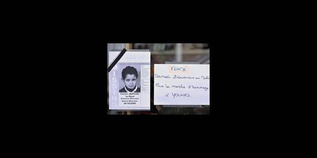 Aucun commentaire du parquet de Tournai à propos du petit Younes - La Libre