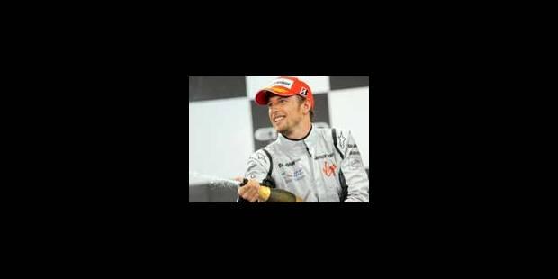 """Button va rejoindre McLaren """"dans les prochains jours"""" - La Libre"""