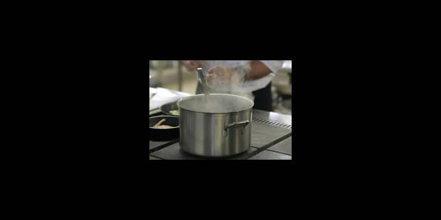 Les Wallons cuisinent plus que les Bruxellois et les Flamands - La Libre