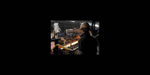 Liège: Chertal a repris son activité de laminage d'acier - La Libre