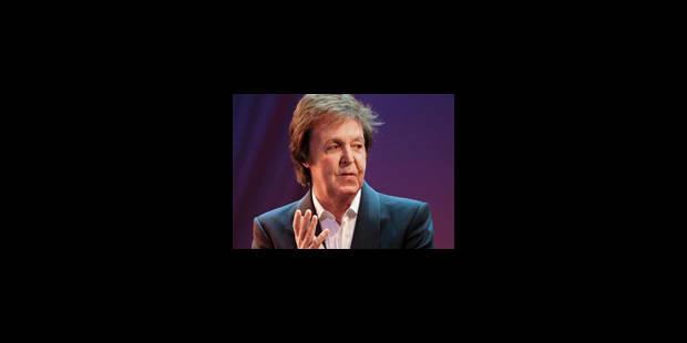 McCartney, hommage aux Beatles et à Lennon - La Libre