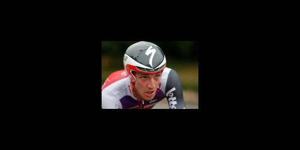 Jurgen Van den Broeck lié à Silence-Lotto jusqu'en 2011 - La Libre