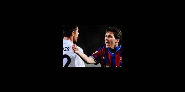Lionel Messi, tête de liste - La Libre