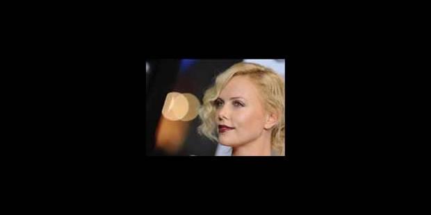 Charlize Theron présentera le tirage au sort - La Libre