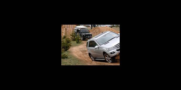 Renault lance un 4x4 low-cost - La Libre