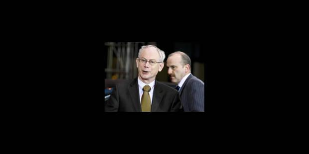Sans Dehaene, Van Rompuy restait - La Libre