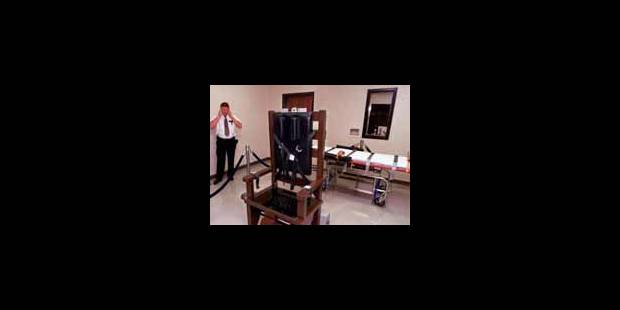 """""""Environ 140 pays"""" ont renoncé à la peine de mort - La Libre"""