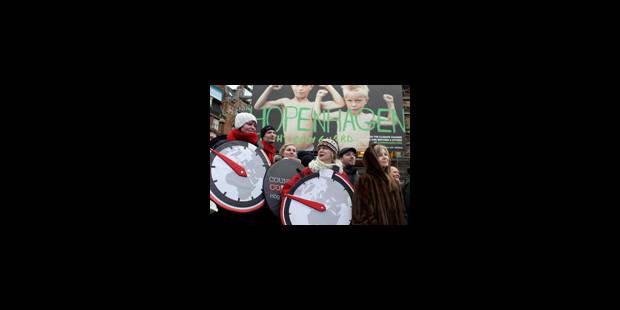 Copenhague: les négociations changent de rythme - La Libre