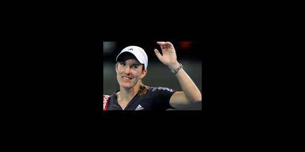 WTA Brisbane : premier tournoi et première finale pour Henin ! - La Libre