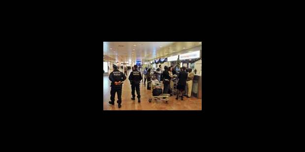 """Pas de """"body scanners"""" à Bruxelles-National - La Libre"""
