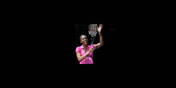 Venus Williams balaie les rumeurs de retraite anticipée - La Libre