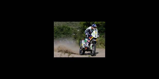 Dakar - 6e étape : victoire de Coma en motos, Despres reste leader - La Libre