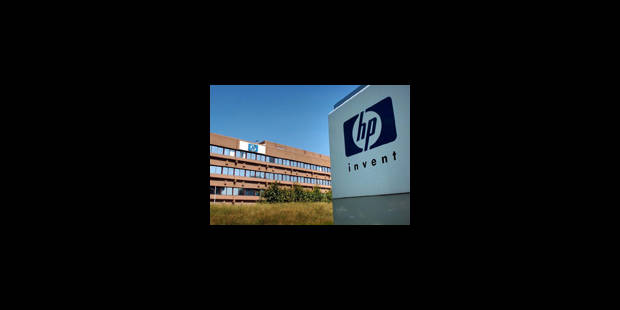 Hewlett-Packard licencie encore - La Libre
