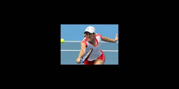 Fed Cup: Justine Henin ne jouera pas le 1er tour - La Libre