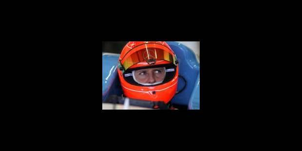 Ross Brawn: Schumacher sera champion du monde 2010 de F1 - La Libre