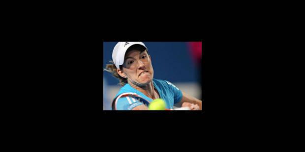 Open d'Australie: Henin bat Flipkens - La Libre