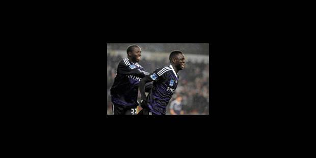 Coupe de Belgique: Anderlecht s'impose contre le Cercle (2-1) - La Libre