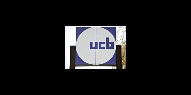 UCB: une enveloppe supplémentaire pour le plan social - La Libre