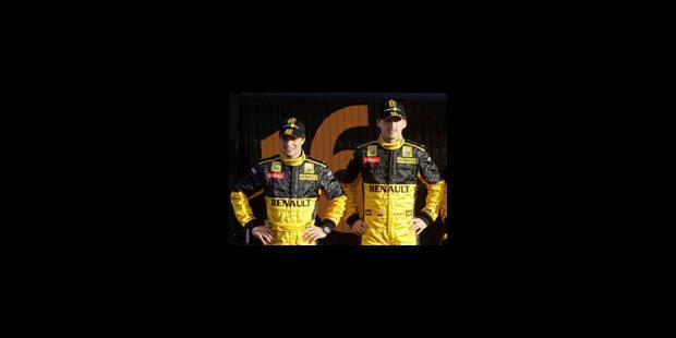 D'Ambrosio officiellement pilote réserviste chez Renault F1 - La Libre