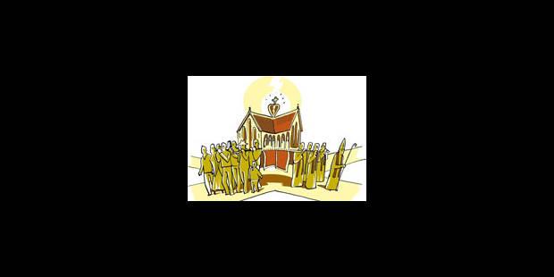 Au boulot, Monseigneur ! - La Libre