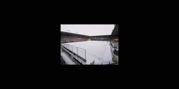 Le math Charleroi - Anderlecht est remis - La Libre