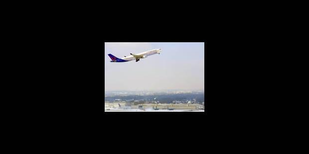Brussels Airlines fait moins bien que la moyenne - La Libre