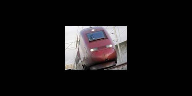 Catastrophe à Hal: certains Thalys circulent à nouveau entre Paris et Bruxelles - La Libre