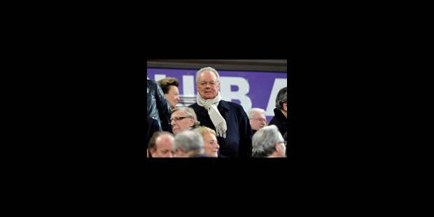 Le RSC Anderlecht devient une société anonyme - La Libre