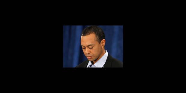 """Tiger Woods reviendra """"un jour"""" ... - La Libre"""