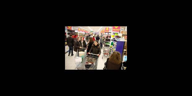 Carrefour Belgique : l'inquiétude - La Libre