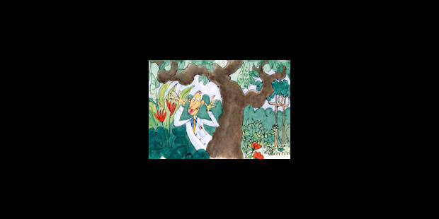 """Au Jardin botanique, """"walen buiten"""" ? - La Libre"""