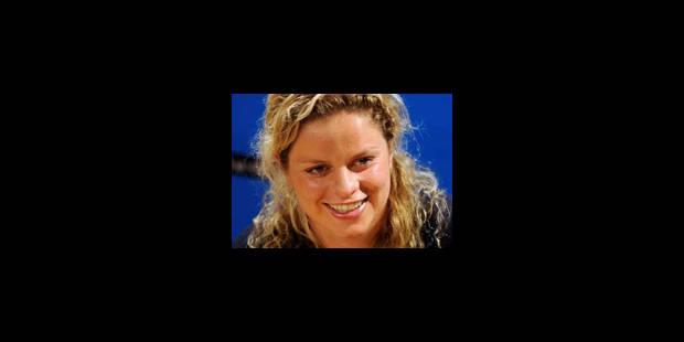 Kim Clijsters meilleur 'retour' de l'année 2009 - La Libre