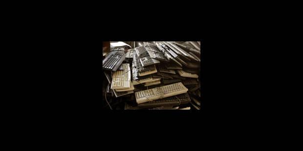 Les poubelles du progrès technique - La Libre