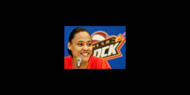 Marion Jones va jouer au basket en WNBA - La Libre