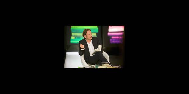 François Busnel, gourmand de lecture - La Libre