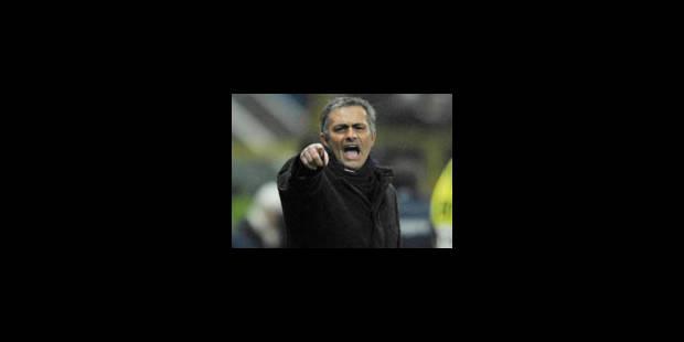 """Mourinho face à """"ses"""" Blues - La Libre"""