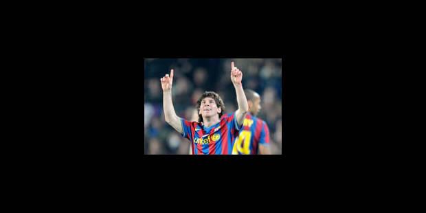 Messi, en sauveur du foot espagnol - La Libre