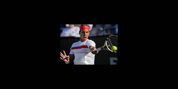 Nadal en quart de finale, Djokovic non - La Libre