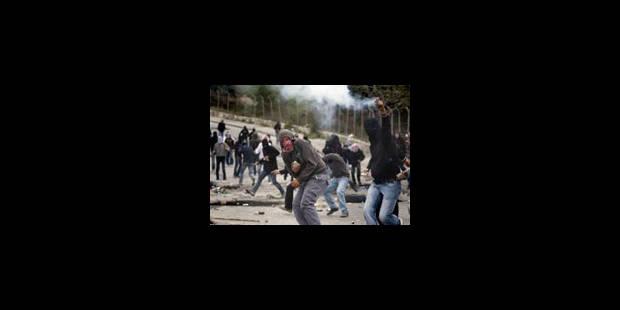 Jérusalem-est dans un climat de vive tension - La Libre
