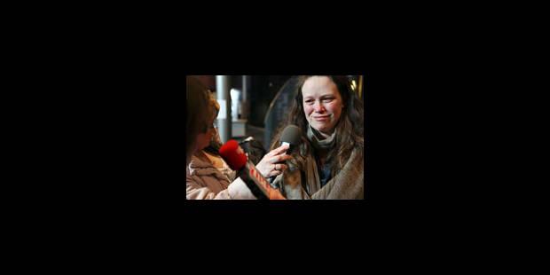 Jessica Bily a été acquittée par la cour d'assises du Hainaut - La Libre