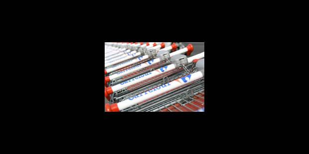 Carrefour : Mestdagh confirme ses intentions - La Libre