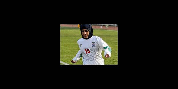 La FIFA exclut l'équipe féminine d'Iran : le voile est contraire au règlement - La Libre