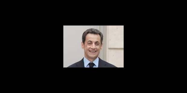 65% des Français ne veulent pas que Nicolas Sarkozy soit candidat en 2012 - La Libre