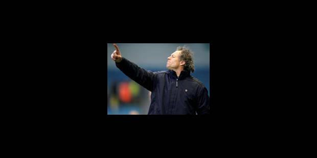 L'Union Belge songe à Michel Preud'Homme - La Libre