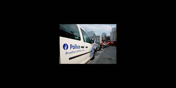Policiers agressés à Rogier: préavis de grève déposé - La Libre